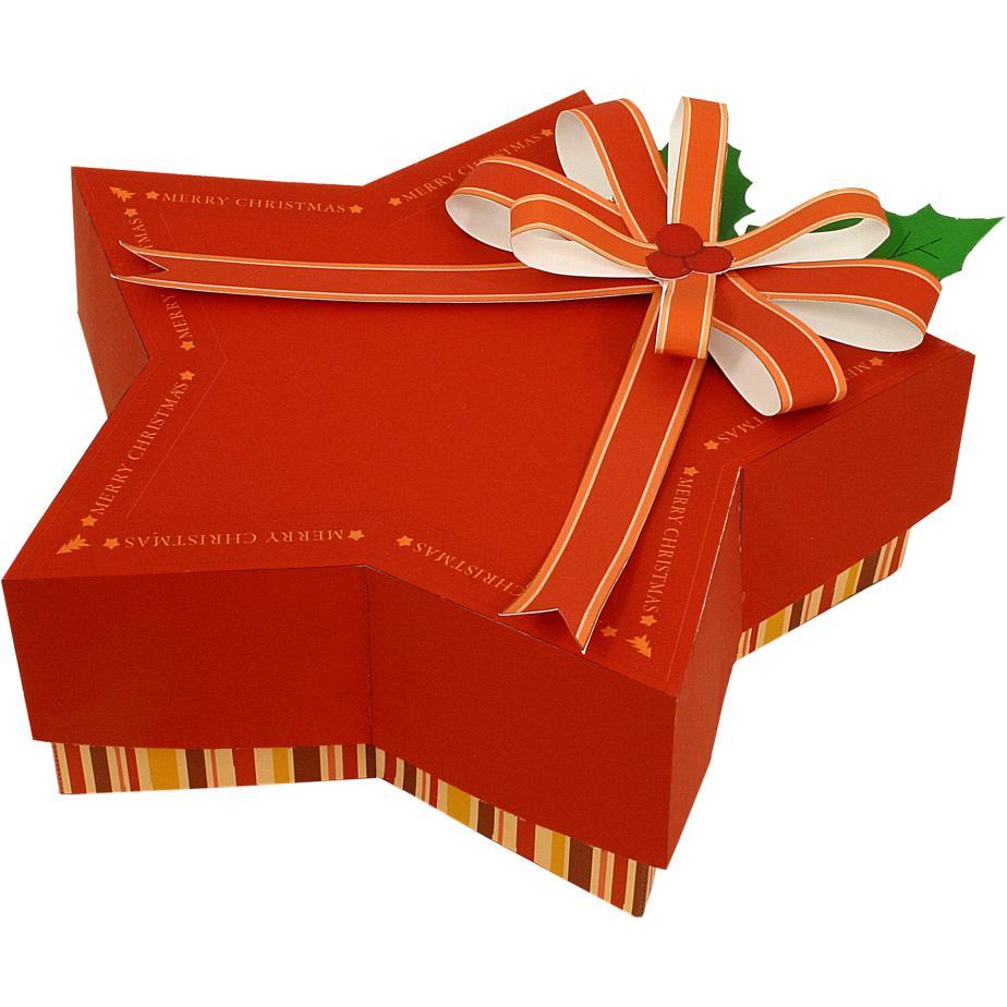 Подарочные коробки из бумаги своими руками