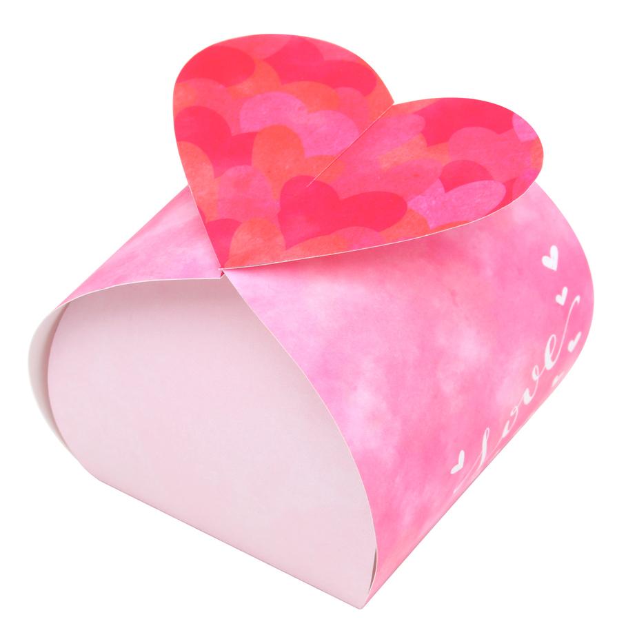 День Влюблённых - коробочка для подарка