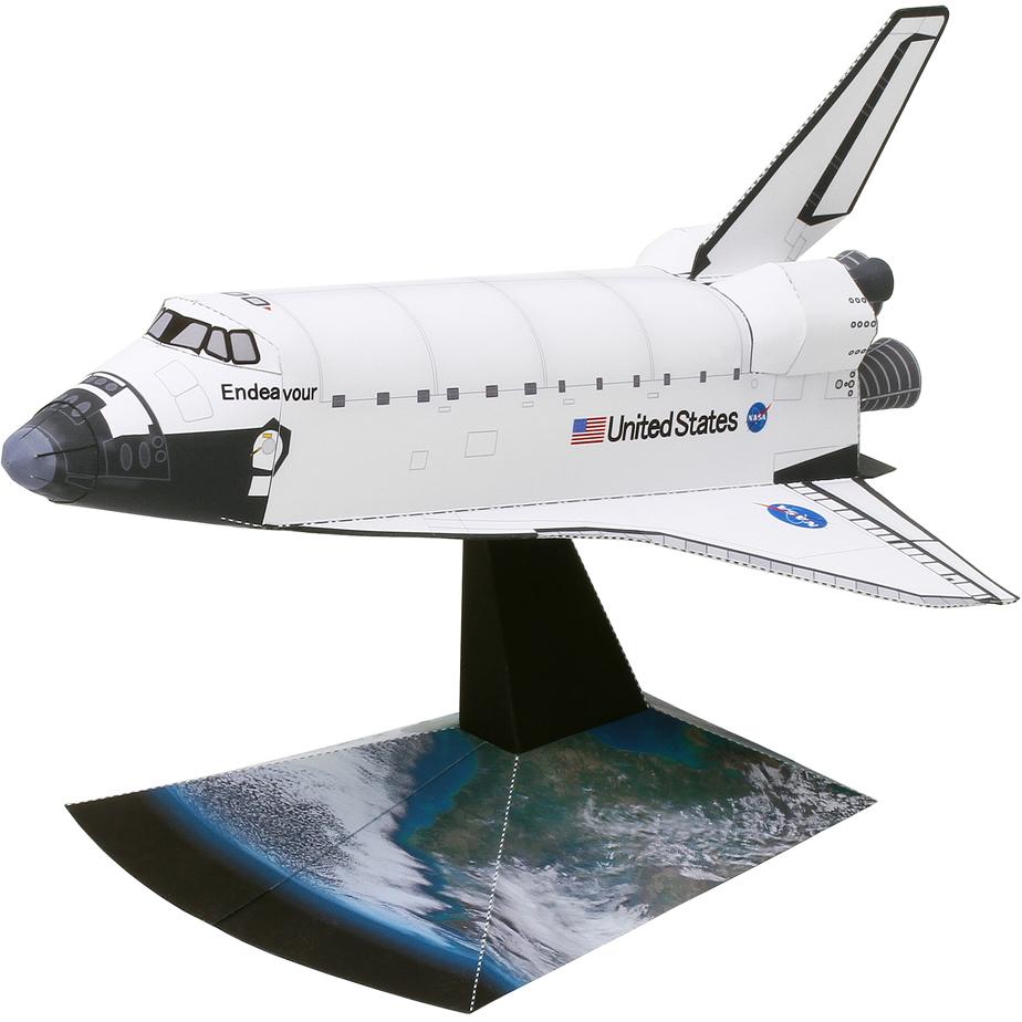 Орбитальная станция космического корабля