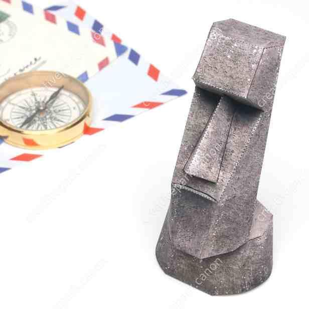 Статуи Моаи на острове Пасхи, Чили Миниатюра